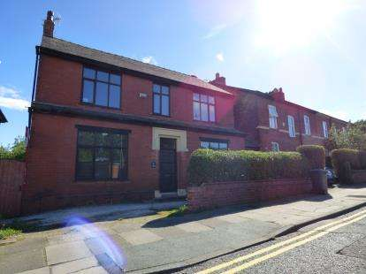 3 Bedrooms Detached House for sale in Waterloo Road, Ashton-On-Ribble, Preston, Lancashire, PR2