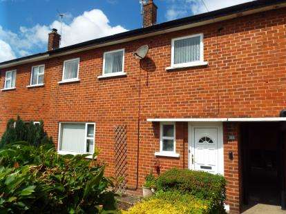 3 Bedrooms Terraced House for sale in Brooklands Road, Lytham St. Annes, Lancashire, United Kingdom, FY8
