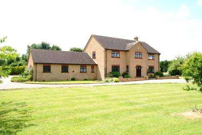 5 Bedrooms Detached House for sale in Marshland St. James, Wisbech, Norfolk
