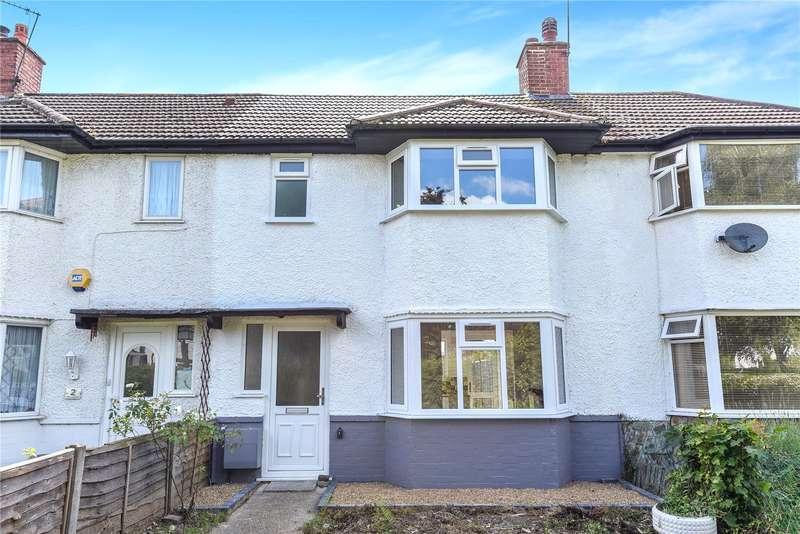 3 Bedrooms Terraced House for sale in Trevor Gardens, Ruislip, Middlesex, HA4