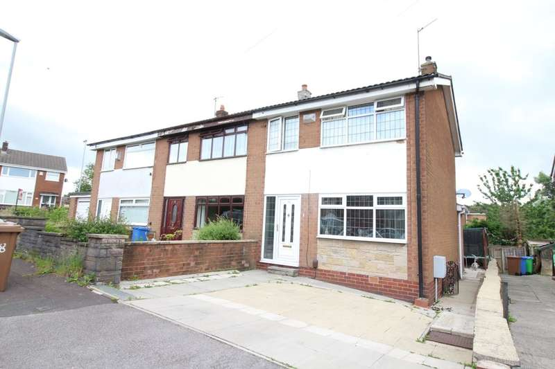 3 Bedrooms Semi Detached House for sale in Marigold Street, Rochdale, OL11
