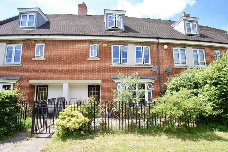 4 Bedrooms Terraced House for sale in Chambers Walk, Stanmore, STANMORE