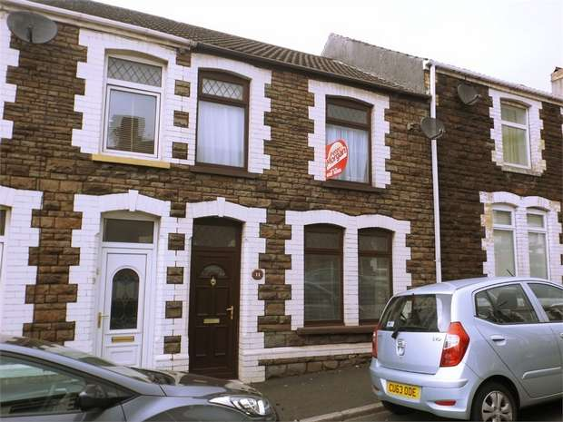 3 Bedrooms Terraced House for sale in Somerset Street, Taibach, Port Talbot, West Glamorgan