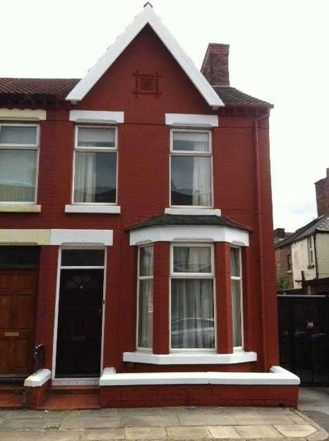 3 Bedrooms End Of Terrace House for sale in Gwenfron Road, Kensington, Liverpool
