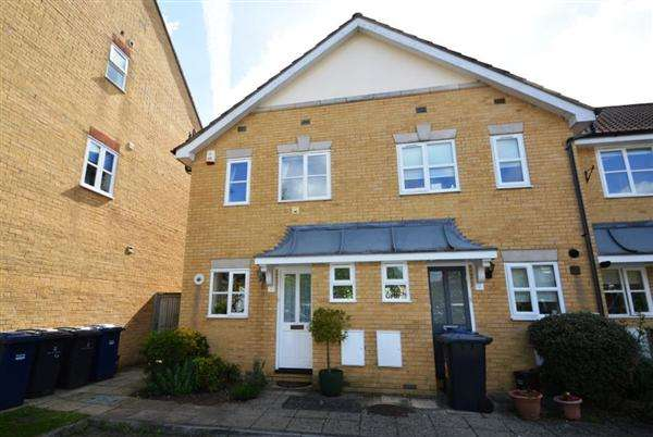 2 Bedrooms End Of Terrace House for sale in Grenville Place, Mill Hill