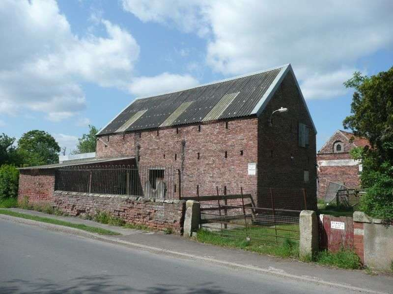 Land Commercial for sale in Barn Adj To Park House Farm, Fosterhouses, Doncaster, DN7