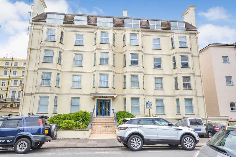 1 Bedroom Flat for sale in St Brelades, Trinity Place, Eastbourne, BN21