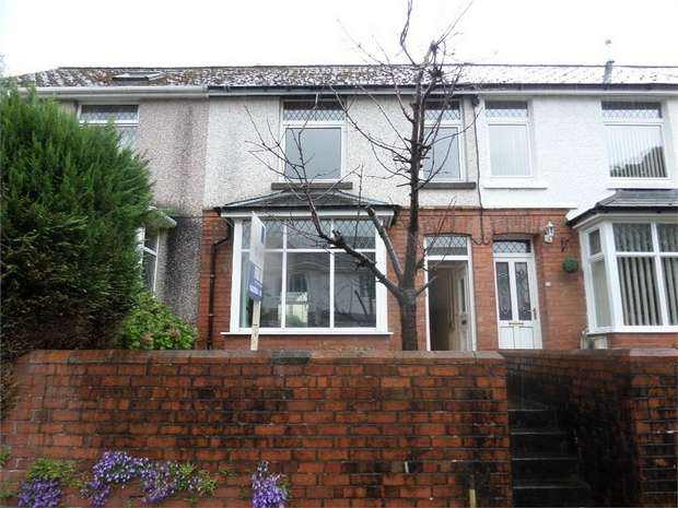 3 Bedrooms Terraced House for sale in Grove Estate, Pontnewynydd, PONTYPOOL, Torfaen