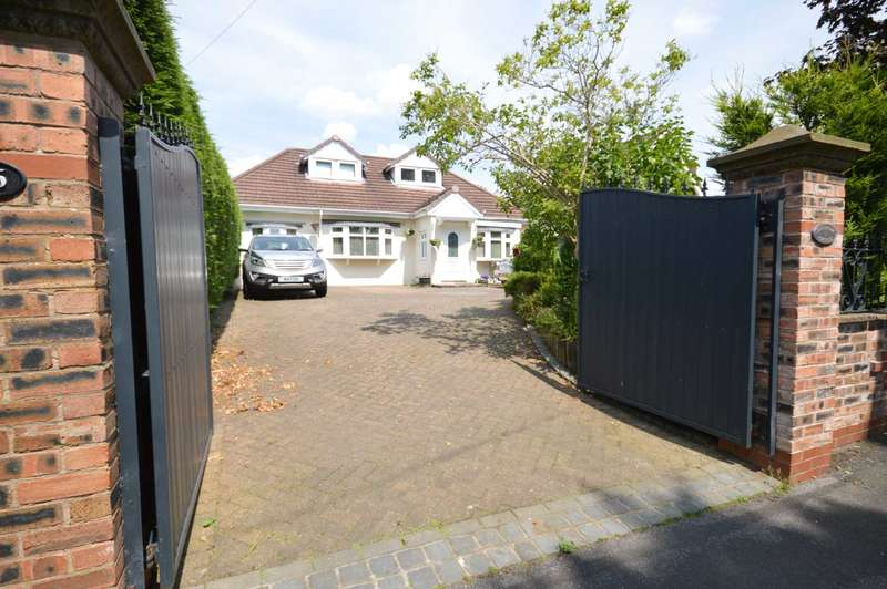 4 Bedrooms Bungalow for sale in LINNEY ROAD, Bramhall