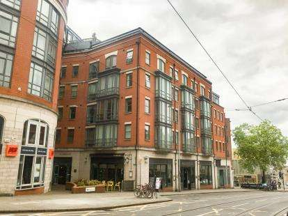 2 Bedrooms Flat for sale in Weekday Cross Building, Pilcher Gate, Nottingham, Nottinghamshire