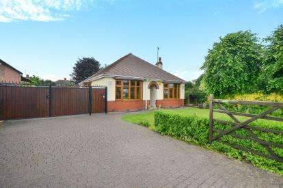 3 Bedrooms Bungalow for sale in Norman Avenue, Sutton-In-Ashfield, Nottinghamshire, Notts