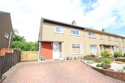 3 Bedrooms End Of Terrace House for sale in Inglestone Avenue, Thornliebank