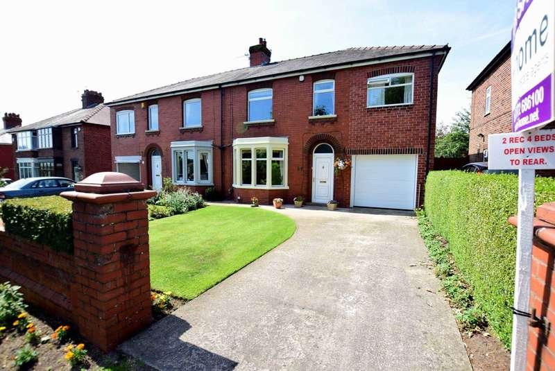 4 Bedrooms Semi Detached House for sale in Dowbridge, Kirkham