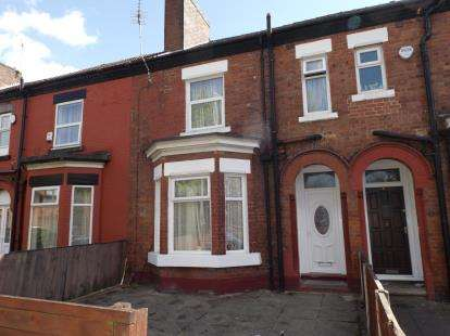 3 Bedrooms Terraced House for sale in Richmond Grove, Manchester, Greater Manchester, Uk