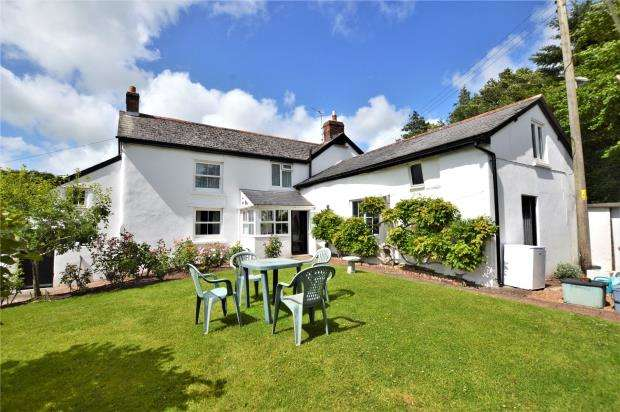 2 Bedrooms Semi Detached House for sale in Oakfield Road, Hatherleigh, Okehampton