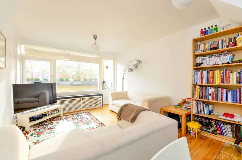 2 Bedrooms Flat for sale in Highcliffe Drive, Roehampton, SW15