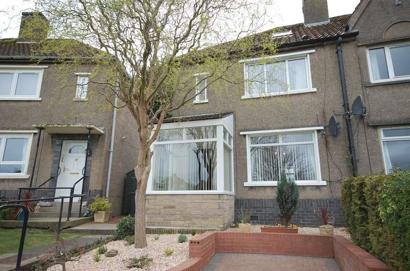 3 Bedrooms Semi Detached House for sale in Wester Drylaw Place, Edinburgh, Midlothian, EH4