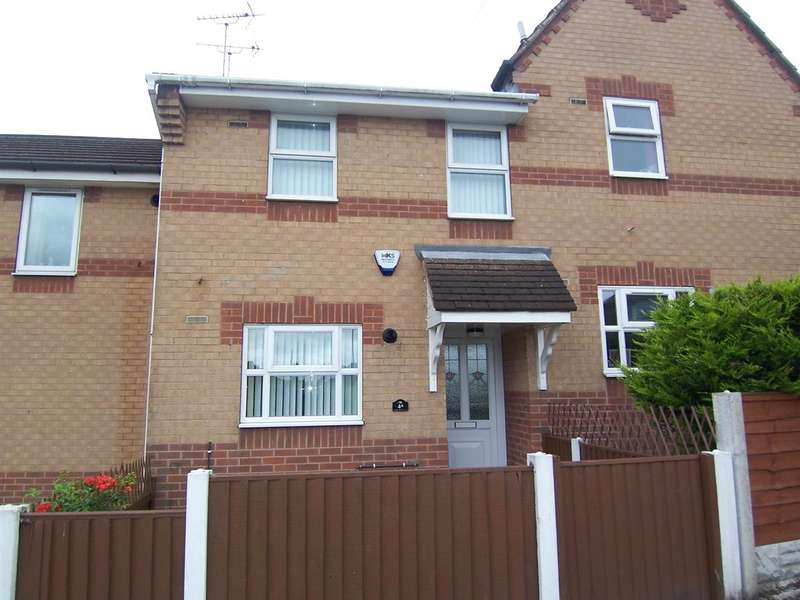 2 Bedrooms Terraced House for sale in A, Laceyfields Road, Heanor