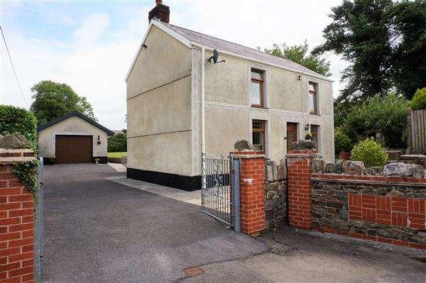 2 Bedrooms Cottage House for sale in Heol Y Pentre, PONTHENRI, Llanelli