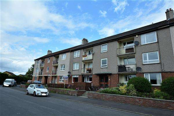 2 Bedrooms Flat for sale in Garscadden Road South, Knightswood G13