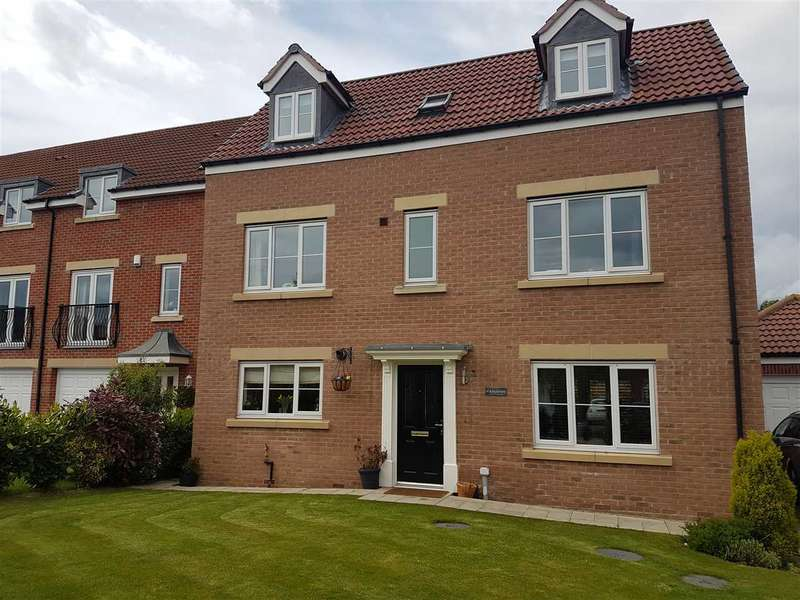 5 Bedrooms Detached House for sale in Kingswood, Penshaw, Houghton Le Spring