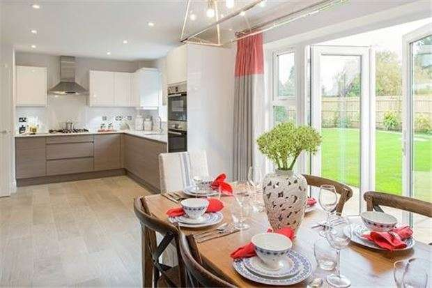 3 Bedrooms Detached House for sale in The Whitlock, Alder Green, Alderton, TEWKESBURY, Gloucestershire, GL20 8NJ