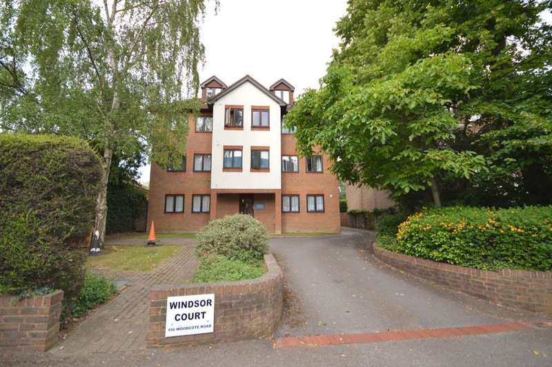 Flat for sale in Woodcote Road, Wallington, SM6