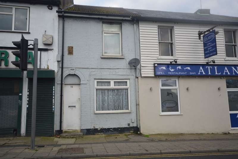 2 Bedrooms Property for sale in Skinner Street, Gillingham, ME7