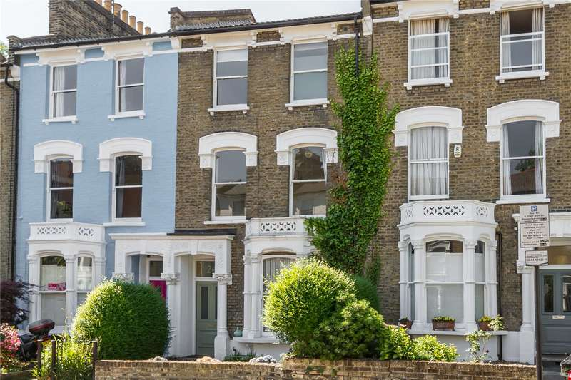 3 Bedrooms Flat for sale in Balfour Road, London, N5