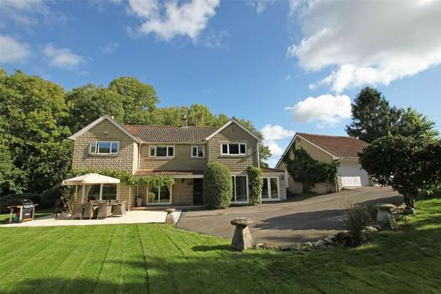4 Bedrooms Detached House for sale in Orchard House, Rood Ashton Park, West Ashton, Wiltshire