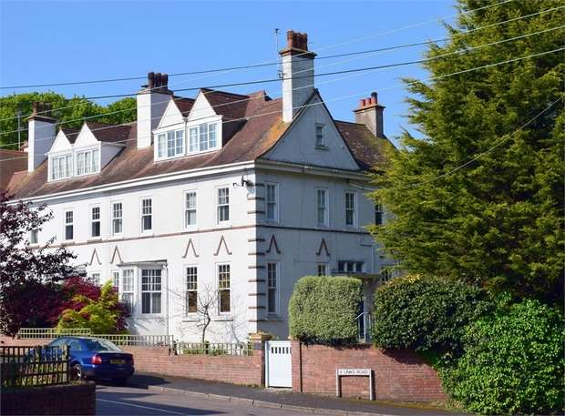 5 Bedrooms Semi Detached House for sale in BUDLEIGH SALTERTON, Devon
