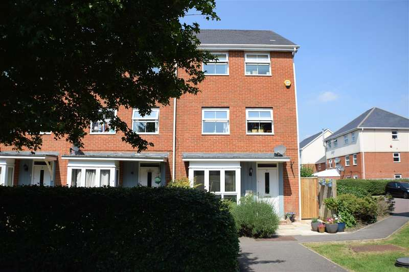 5 Bedrooms End Of Terrace House for sale in Barrow Gardens, Redhill
