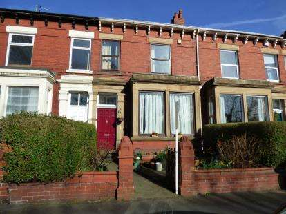4 Bedrooms Terraced House for sale in Broadgate, Preston, Lancashire, PR1