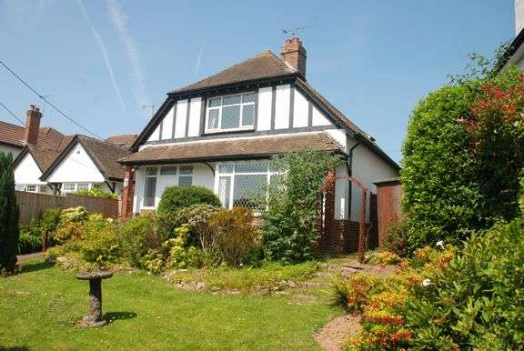 3 Bedrooms Detached House for sale in Sidford Road, Sidmouth