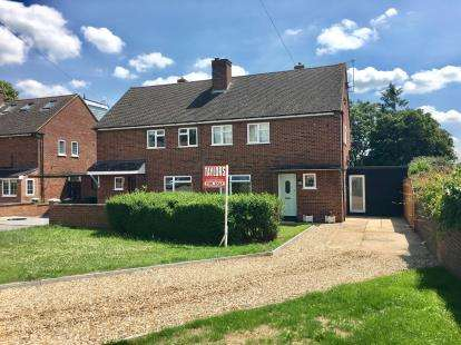 3 Bedrooms Semi Detached House for sale in Queens Road, Ampthill, Bedford, Bedfordshire