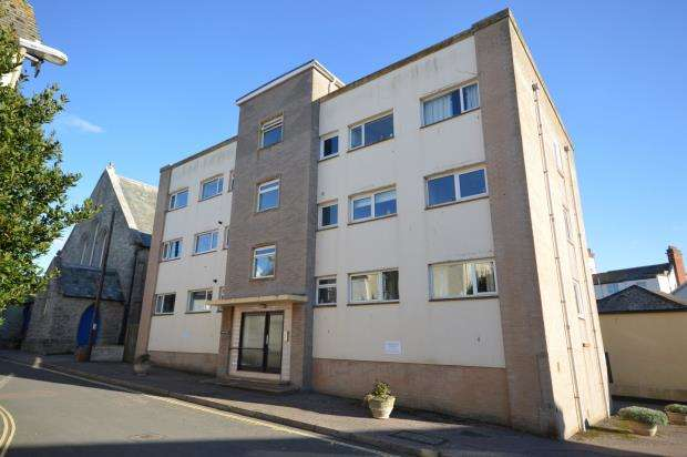 2 Bedrooms Flat for sale in Bedford Court, Chapel Street, Sidmouth, Devon