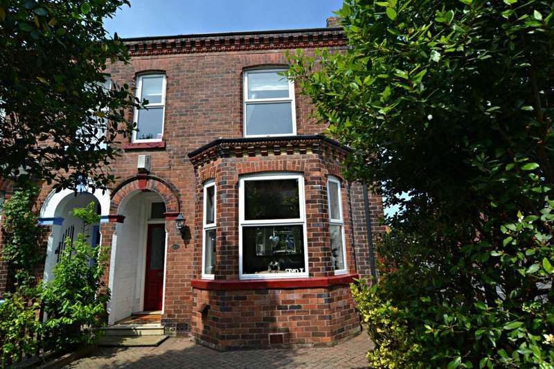 3 Bedrooms Terraced House for sale in Park Road North, Newton Le Willows