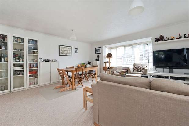 2 Bedrooms Flat for sale in Linwood Close, Camberwell