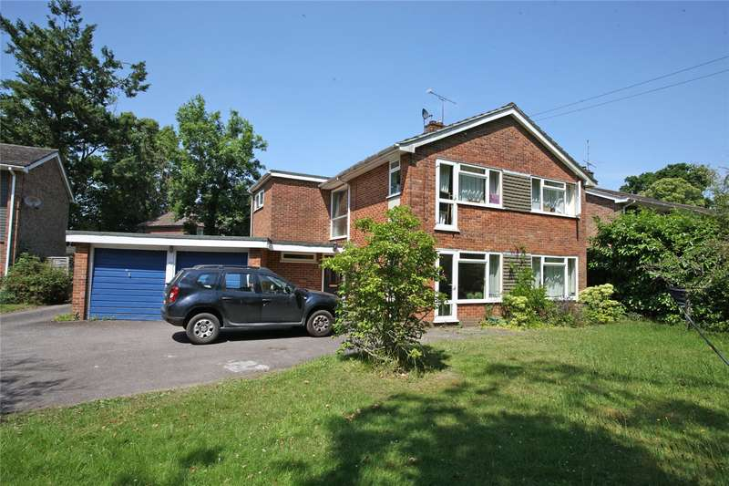 4 Bedrooms Detached House for sale in Echo Barn Lane, Wrecclesham, Farnham, Surrey, GU10