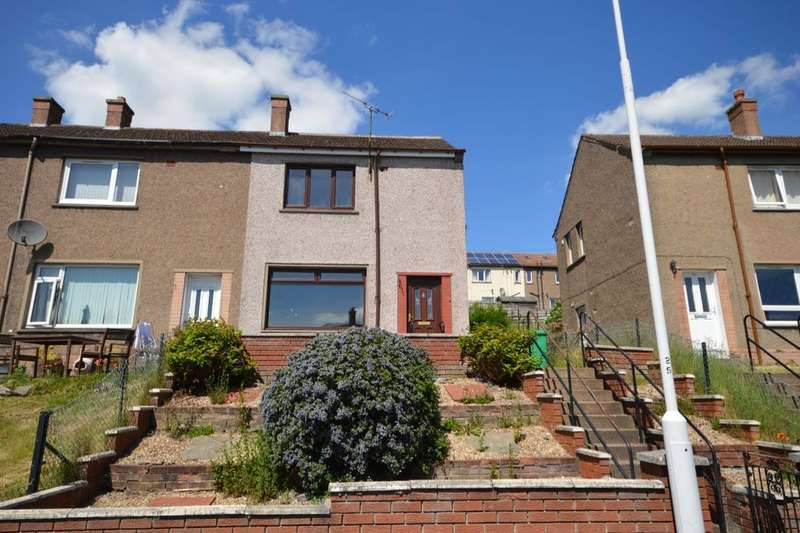 2 Bedrooms Property for sale in Wedderburn Crescent, Dunfermline, KY11