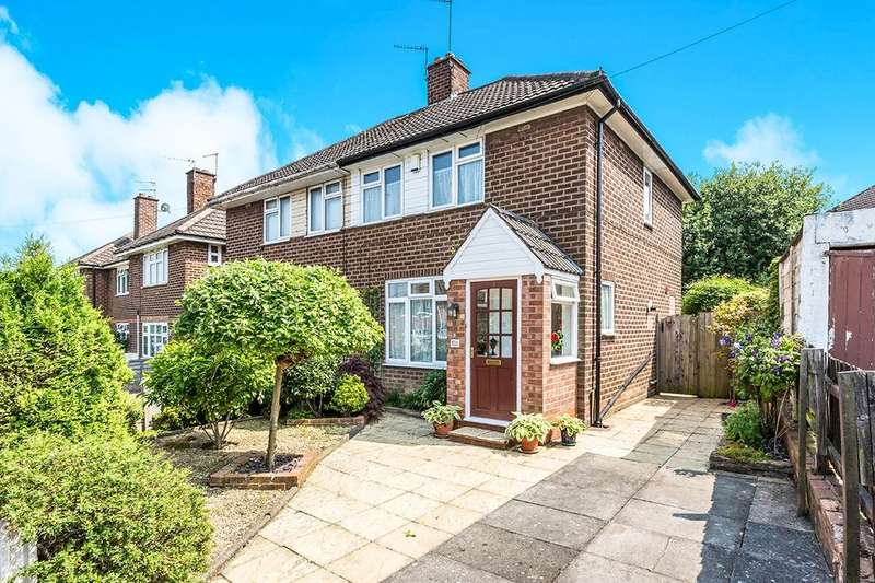 2 Bedrooms Semi Detached House for sale in Hunslet Road, Birmingham, B32