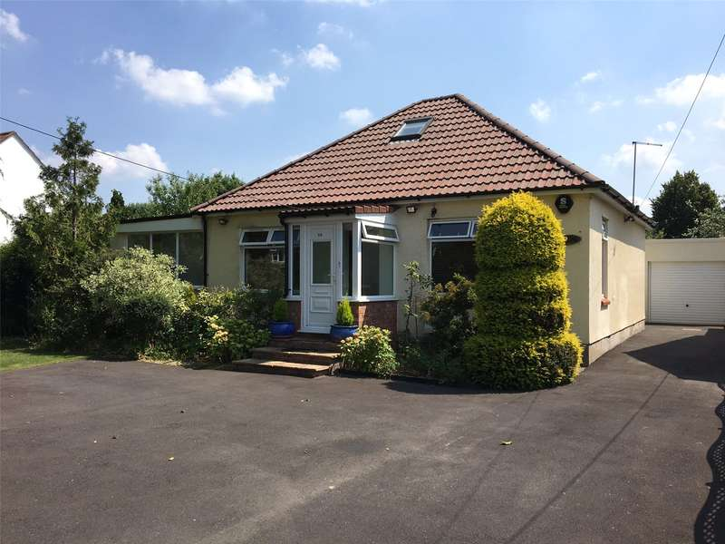 4 Bedrooms Detached Bungalow for sale in Norman Road, Saltford, Near Bath, BS31