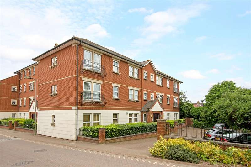 2 Bedrooms Flat for sale in Rewley Road, Oxford, Oxfordshire, OX1