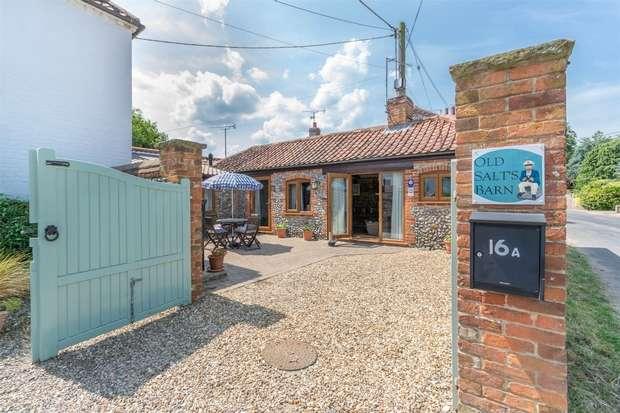 1 Bedroom Mews House for sale in Old Salt's Barn, Langham