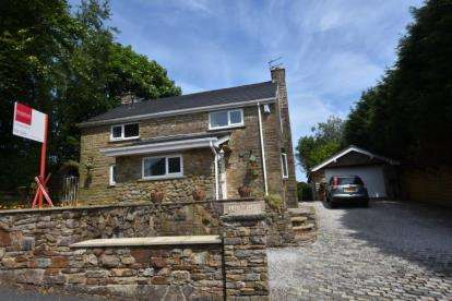 4 Bedrooms Detached House for sale in Barker Lane, Mellor, Blackburn, Lancashire