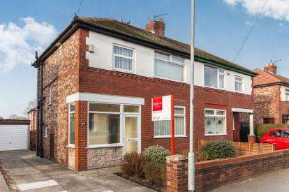 3 Bedrooms Semi Detached House for sale in Grosvenor Gardens, Newton-Le-Willows, Merseyside, England