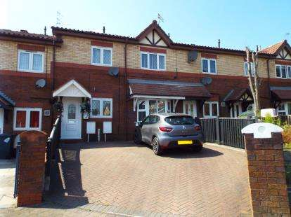 3 Bedrooms Terraced House for sale in Napier Green, Salford, Greater Manchester