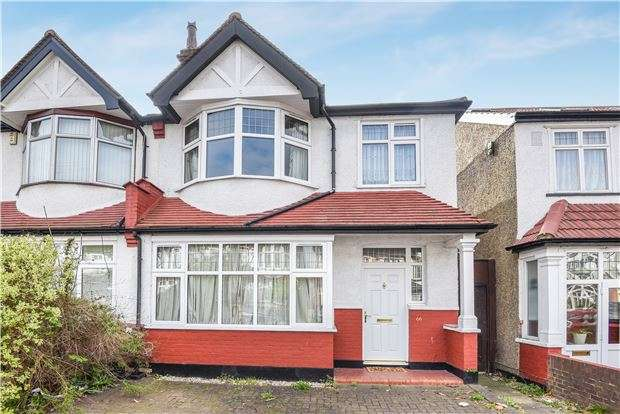 3 Bedrooms End Of Terrace House for sale in Dunbar Avenue, LONDON, SW16