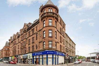 2 Bedrooms Flat for sale in Merkland Street, Partick, Glasgow