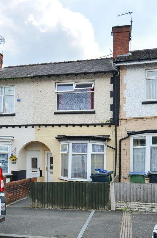 3 Bedrooms Terraced House for sale in Merrivale Road, Bearwood